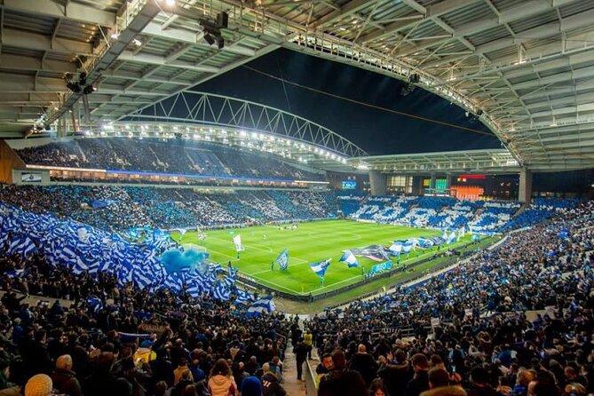 From Braga: FC Porto Museum & Stadium visit