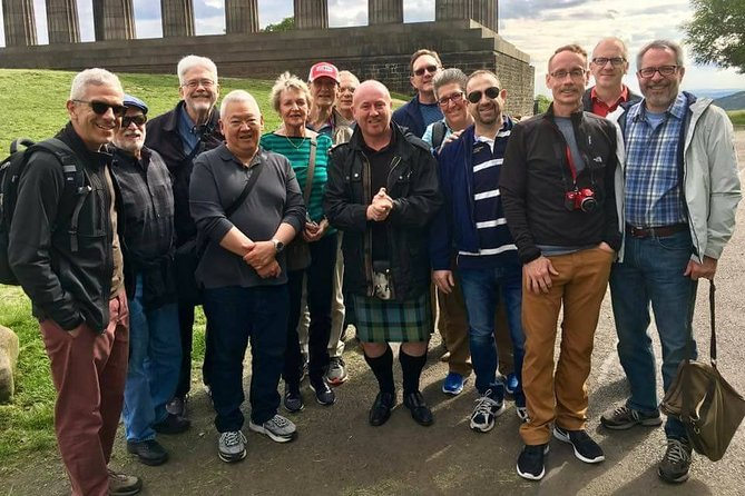 Edinburgh Private Walking Tour with Guide