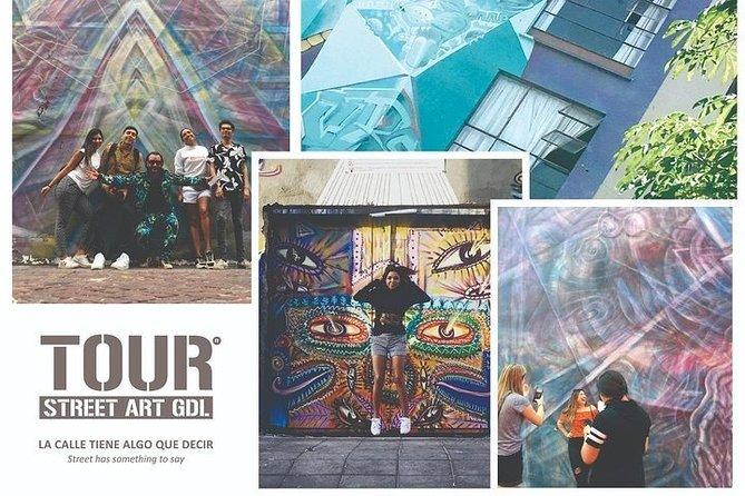 Street Art Guadalajara tour