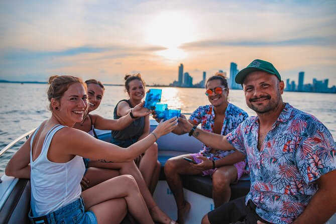 Private Romantic Cartagena Sunset Cruise