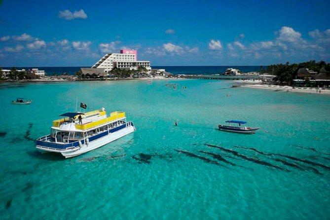 Isla Mujeres Unlimited Catamaran