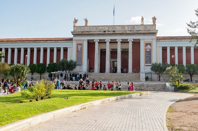 Private Guided Tour of the National Archaeological Museum, Athens