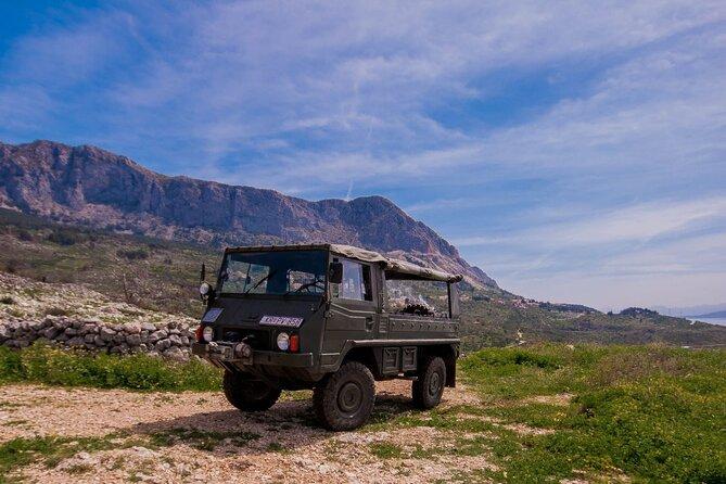 Unique and Exciting Off-Road Adventure Tour on Brač