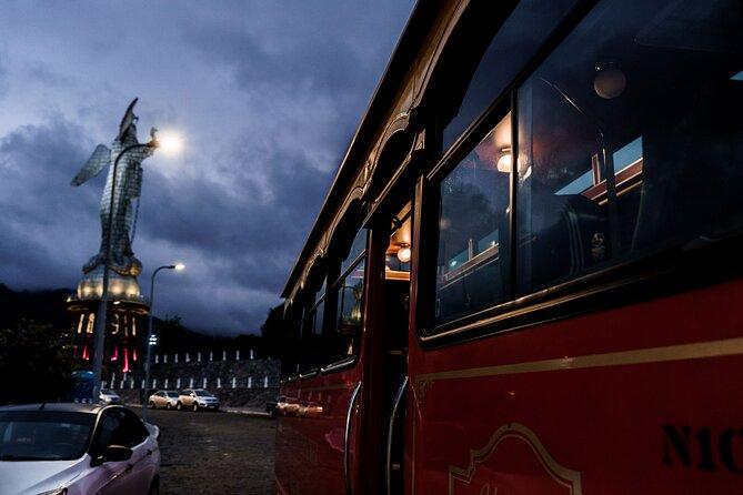 Private Tour: Quito at Night & Urban Legends Tour