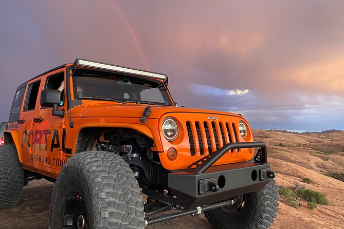 Offroad privé-jeepavontuur in Moab, Utah