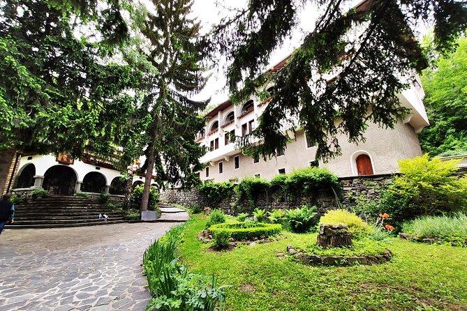 Dragalevtsi Monastery Self-Guided