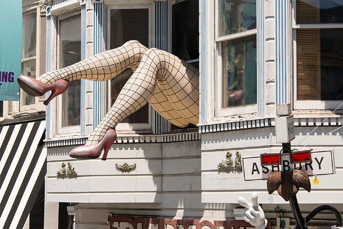 San Francisco Private Tour: 70s Hippie Culture Exploration Game