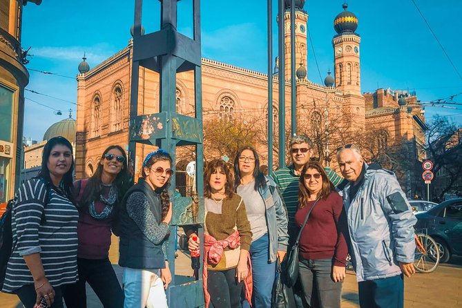 Guided Walking Tour in the Jewish Quarter of Budapest