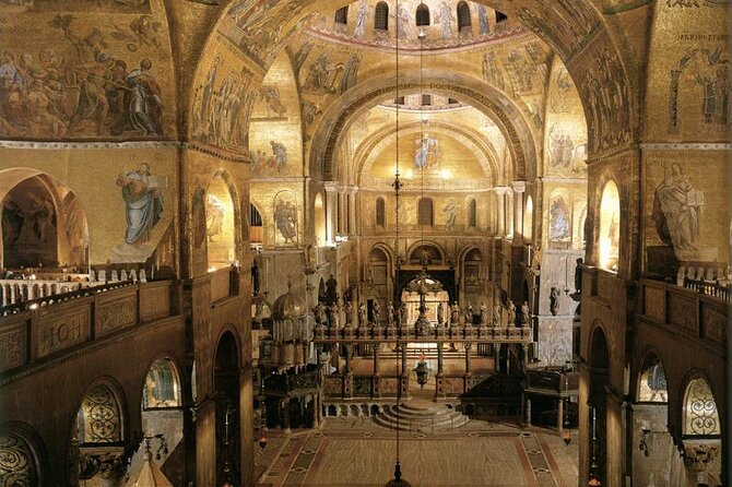 St Marks Basilica Tour in Venice