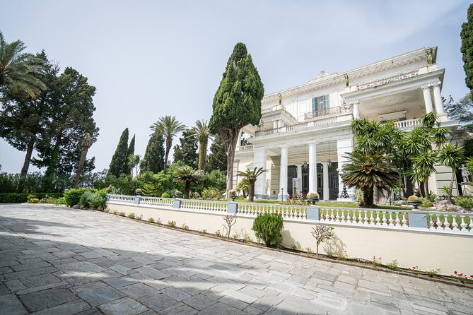 Private Tour to Achilleion Palace and Old Town of Corfu