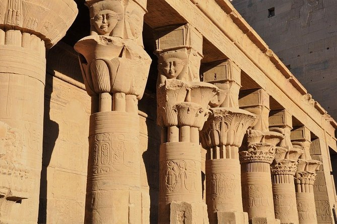 Guided Aswan Day Trip Philae and Kalabsha Temples and Nubian Museum with Lunch