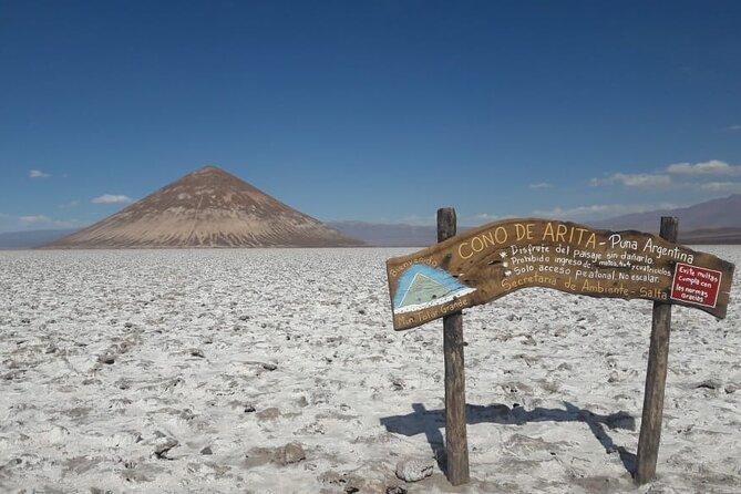 3-day Overland Adventure in Tolar Grande, Salta