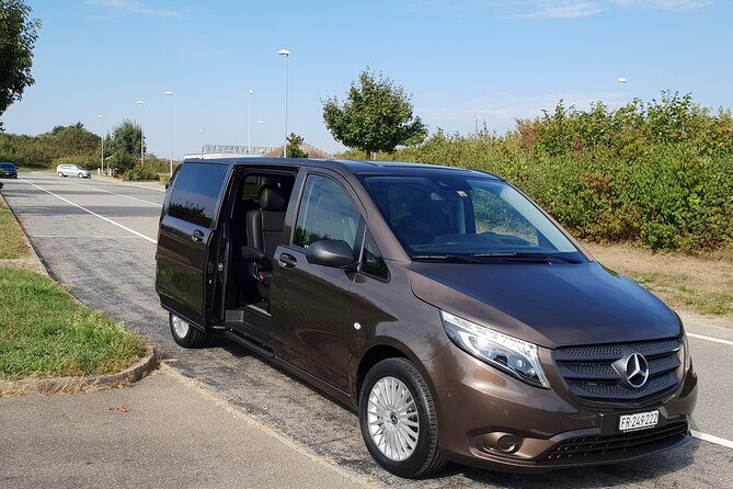 Private Transfer from Winterthur to Zurich Airport