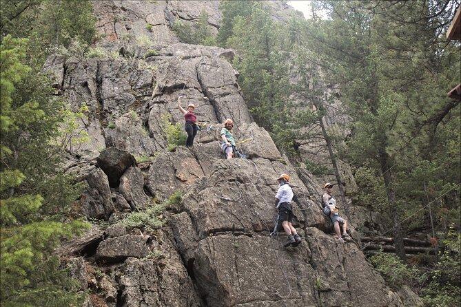 Go over 250 feet up