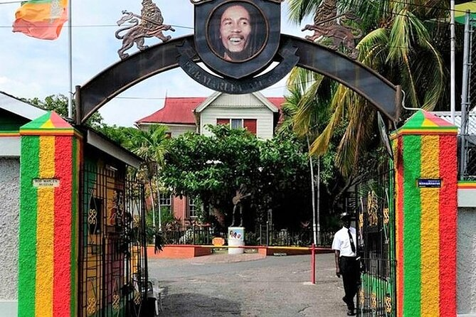 Bob Marley Museum Admission & Tour from Ocho Rios
