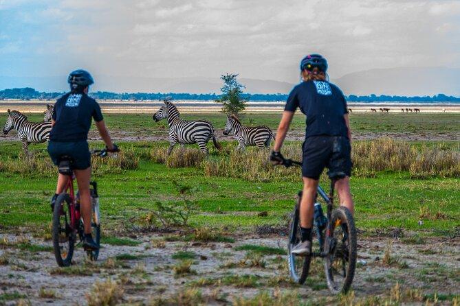Cycling from Kilimanjaro to Ngorongoro Crater