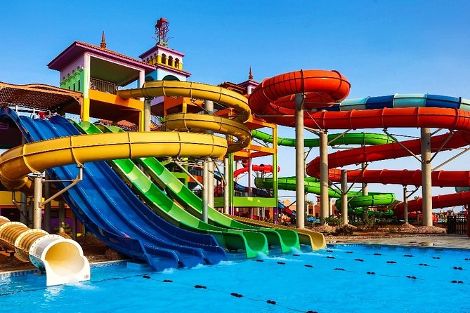 Aqua Park Half Day - Hurghada