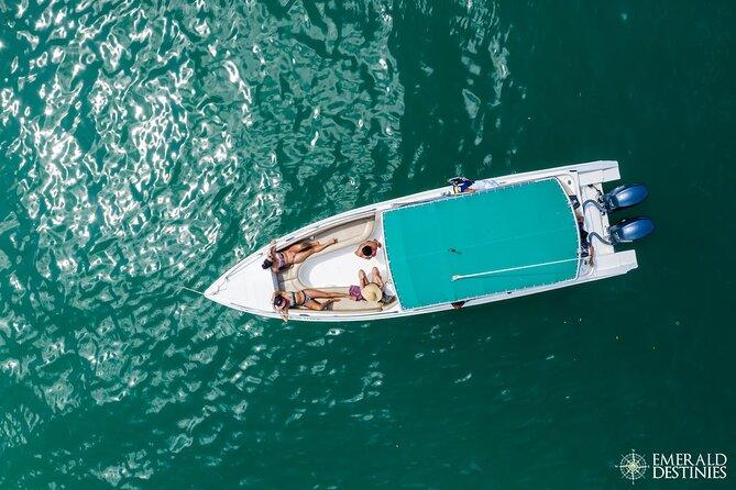 Private Boat Tours in Rosario and San Bernardo Islands