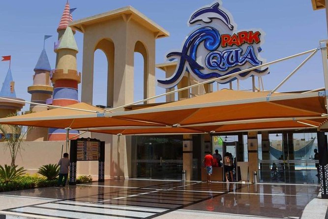 Aqua Park Half day - Sharm El Shiekh