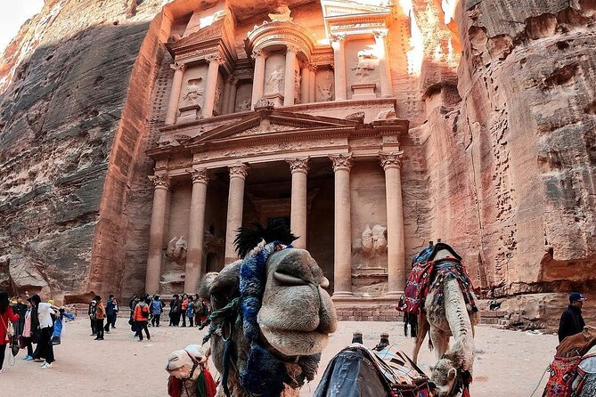 Private Petra Tour from Dead Sea