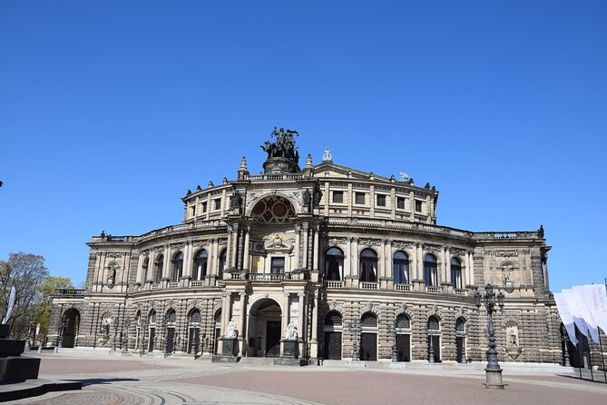 Bicycle tour of Dresden