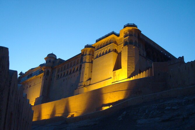Sound & Light Show At Amber Fort, Jaipur