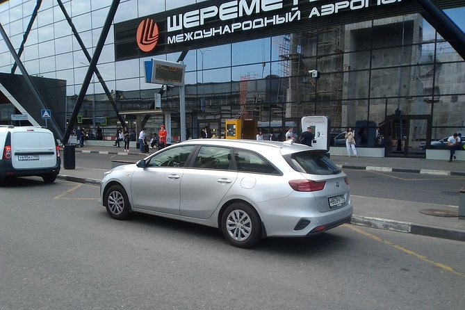 Private Transfer from Sheremetievo Airport to Moscow