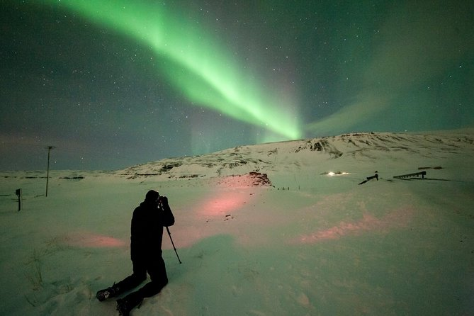 Northern Lights Photography Tour From Reykjavik