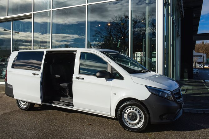Private transfer from Verbier to Geneva Airport