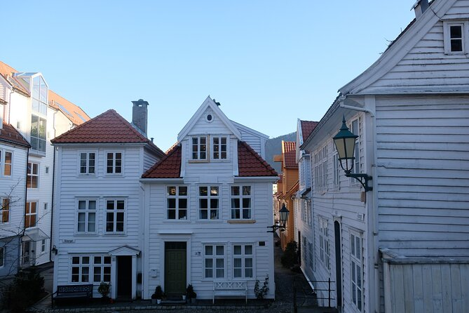 Private Walking Tour of Bergen from your Hotel