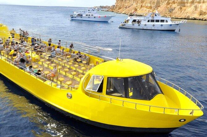 Royal Sea Scope Semi-Submarine Snorkeling Sea trip 2 Hours – Hurghada