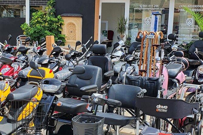 E-Bike Rental in Alicante