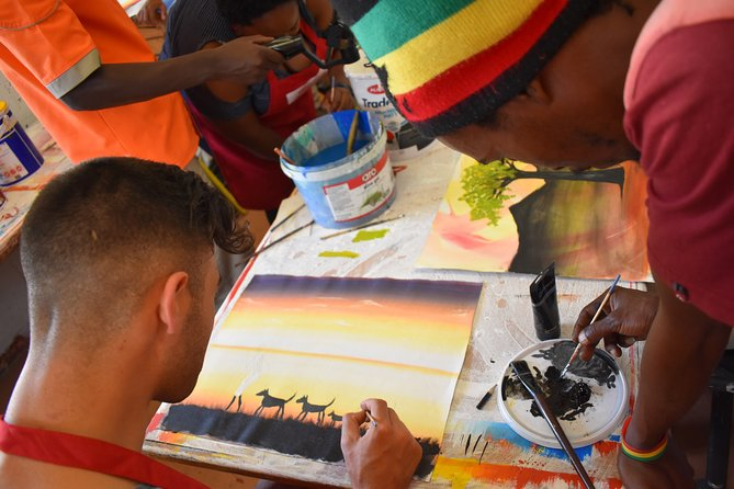 Painting & Drawing Jam with an Artist Activist w/ Kids add-on