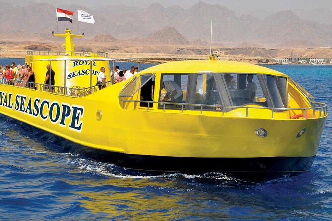 Royal Sea Scope Semi submarine - Sharm El Sheikh