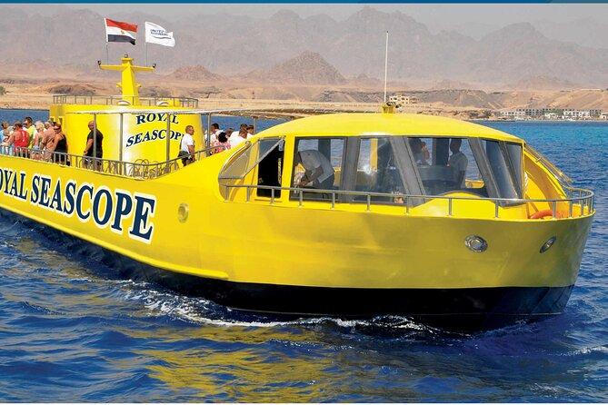 Royal Sea Scope Semi submarine - Sharm El Sheikh