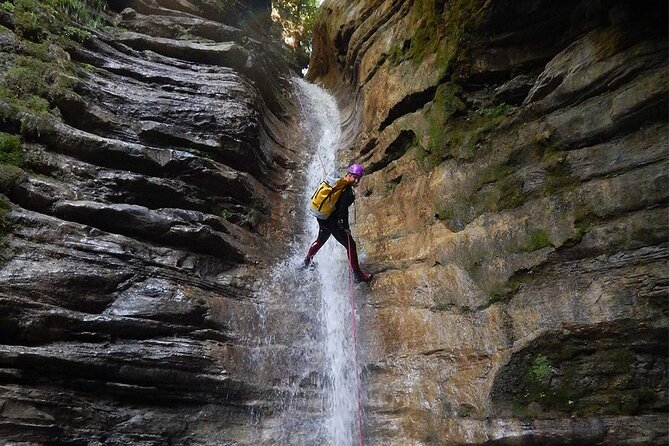 Full-Day Canyoning Experience in Rio Verde