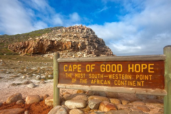 Explore Cape Point National Park with a Postcolonial Historian w/ Tix add-on