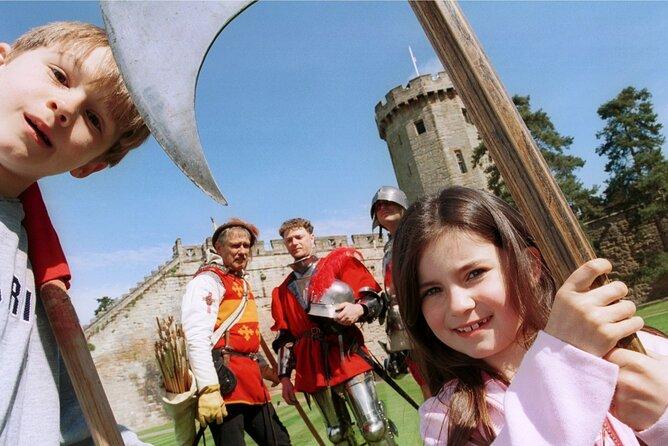 Excursão personalizada de um dia para o Castelo de Warwick, Oxford, as Cotswolds e Stratford-upon-Avon