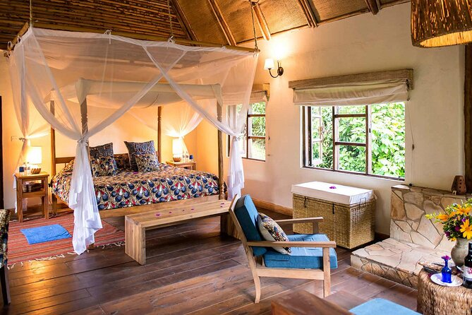 Bwindi lodge Suitable for Accommodation and very close to Bwindi Impenetrable National park