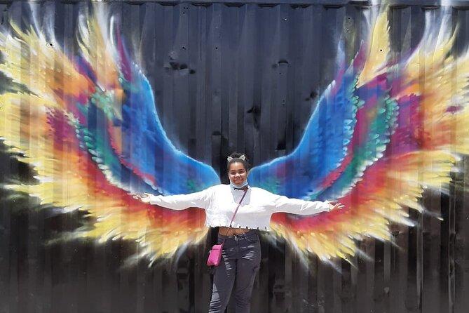 Dutch St Maarten Mural Picture Tour