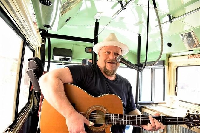 Memphis Mojo Bus Tour
