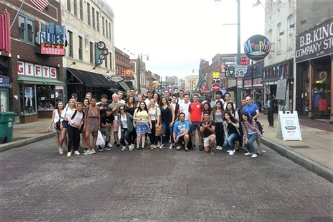 Beale Street Guided Walking Tour