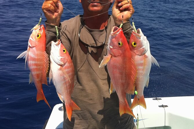 4 Hours Fishing & Snorkeling Sea Trip By Speed Boat (Semi Private) - Hurghada