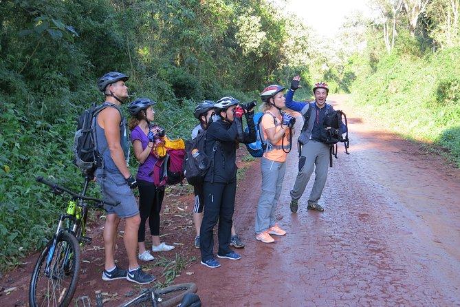 Iguazu Bike Private Tour to the Yaguarete Road from Puerto Iguazu