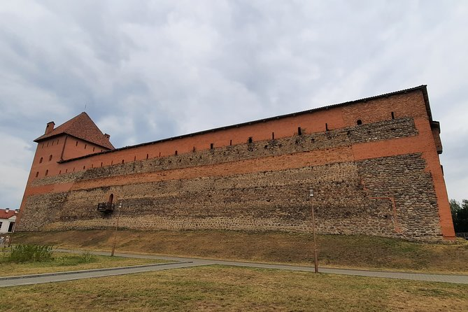 2city in 1day, from Minsk to Lida Castle (city) and the Grodno city Private tour