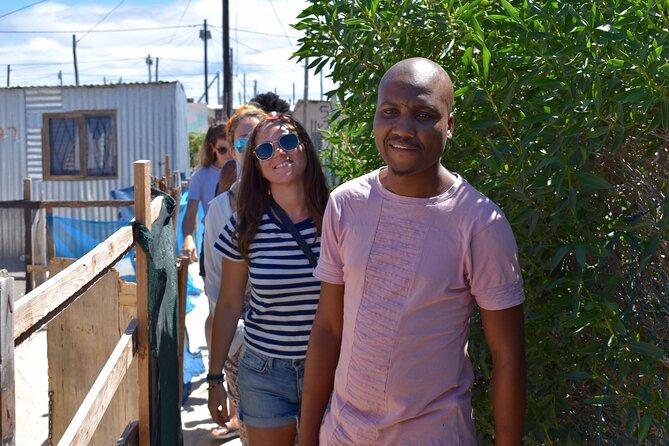 Shack Maze: Informal Settlement Walking Hope Tour