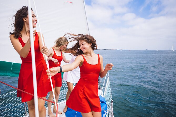 Harbor Sailing Experience - Private Sailing Tour in San Diego