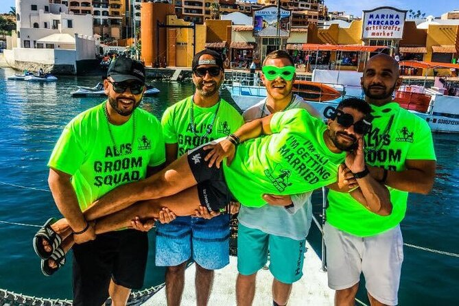 Snorkeling & Boat Tour of Everything Cabo Including Lunch & Open Bar