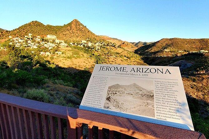 Jerome Tour