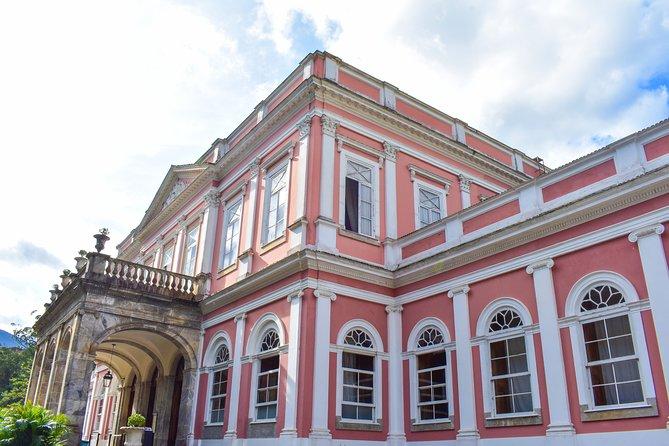 Petrópolis Tour with Lunch